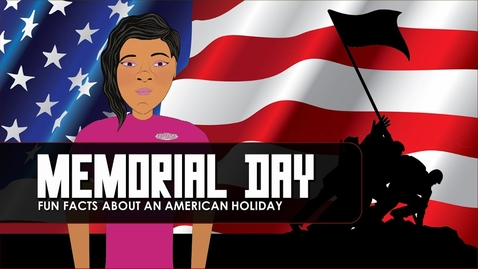 Thumbnail for entry Memorial Day (History for Kids) Educational Videos for Students (Learning Cartoon Network)