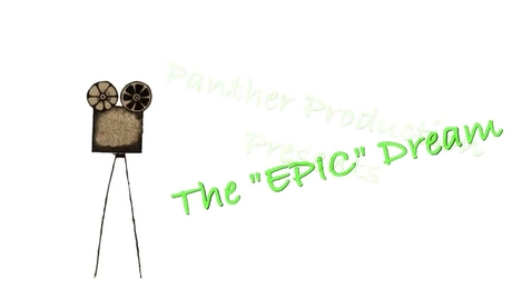 Thumbnail for entry ERHS Clermont Epic - The Epic Dream
