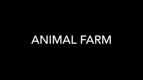 Thumbnail for entry Animal Farm Compare and Contrast