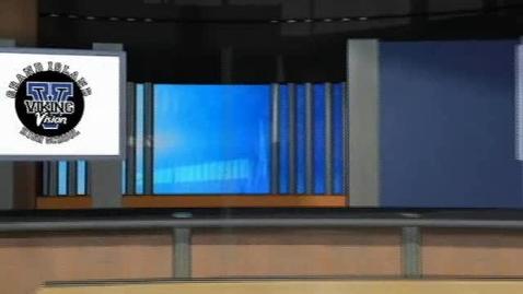 Thumbnail for entry Viking Vision News Wed 3-31-2010