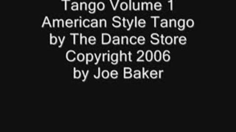 Thumbnail for entry Tango Lesson