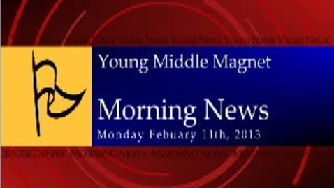 Thumbnail for entry 02-11-2013 Morning Show