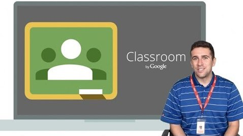 Thumbnail for entry Google Classroom Tutorial for Students and Parents