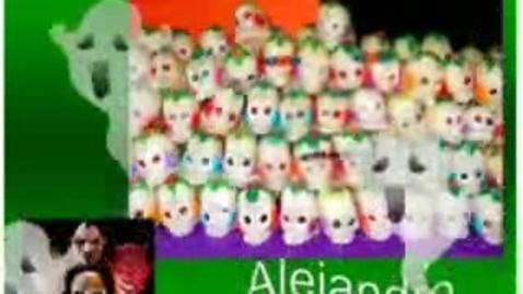 Thumbnail for entry Alejandro's CrazyTalk