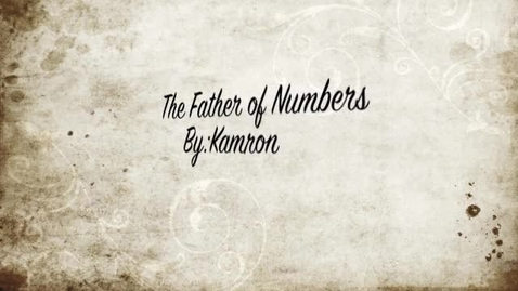 Thumbnail for entry Kamron