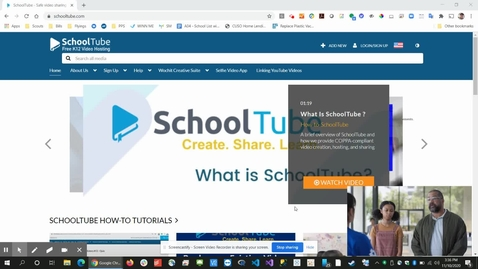 Thumbnail for entry SchoolTube Introduction