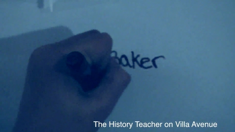 Thumbnail for entry Six-Word-Story Max Baker