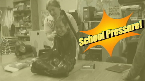 Thumbnail for entry School Pressure