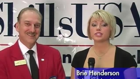 Thumbnail for entry SkillsUSA Executive Director Tim Lawrence Interview