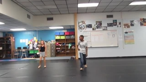 Thumbnail for entry 7th Period 6th grade Rhythm Name dances 10-20-16 group CO MS
