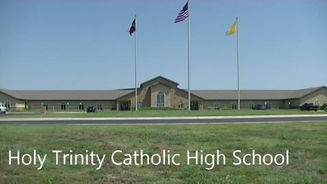 Thumbnail for entry H3News--November 15, 2019.  Holy Trinity Catholic HS, Temple, Texas
