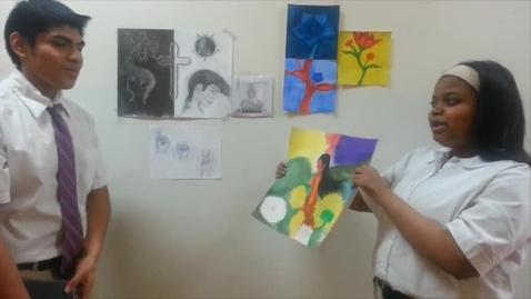 Thumbnail for entry IB Visual Arts Year 1 IA Video Term 4