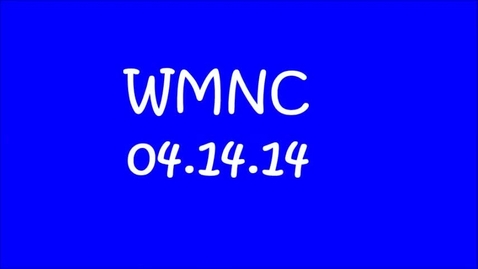 Thumbnail for entry WMNC 04.14.14