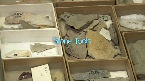 Thumbnail for entry Virginia's First People, Segment 4 — Stone Tools