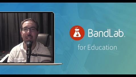 Thumbnail for entry Bandlab Basic - Browsing and using loops