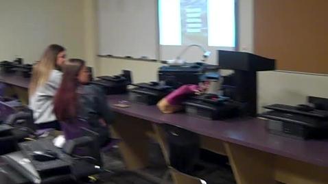 Thumbnail for entry Chloe Ferrill Speech 1