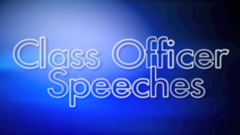 Thumbnail for entry Class Officers