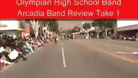 Thumbnail for entry Olympian High School at Arcadia Take 1