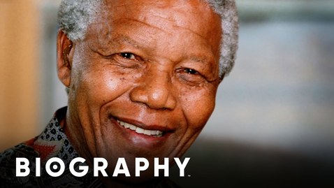 Thumbnail for entry Nelson Mandela, Anti-Apartheid Activist and World Leader | Biography