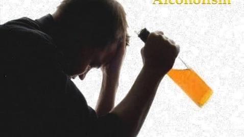 Thumbnail for entry Alcoholism Public Service Announcment