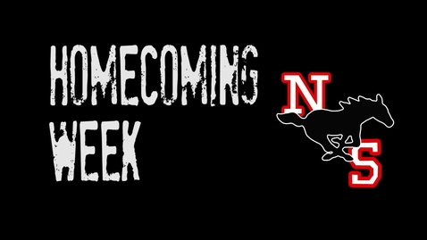 Thumbnail for entry North Shore VS. Arthur Homecoming