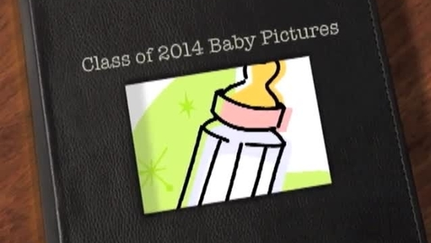 Thumbnail for entry Class of 2014 Baby Pictures - Video Yearbook - Attucks Middle School
