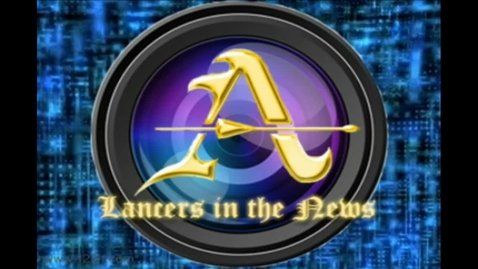 Thumbnail for entry Lancers in the News November 26, 2012