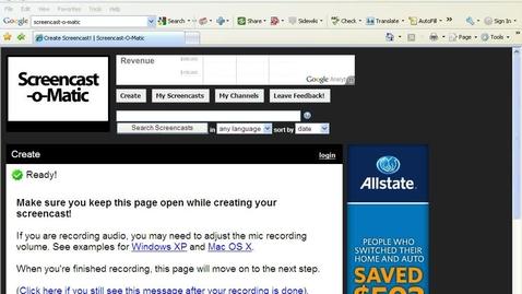 Thumbnail for entry Microsoft WordArt Toolbar