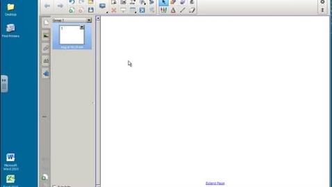 Thumbnail for entry Smart Notebook11: Handwriting Recognition