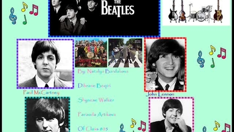 Thumbnail for entry The Beatles(:
