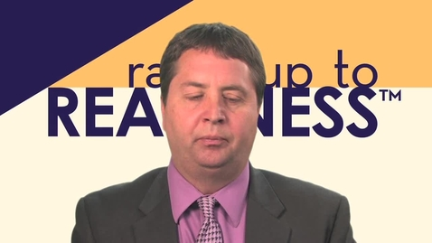 Thumbnail for entry Ramp Up to Readiness Tools: The Readiness Rubric