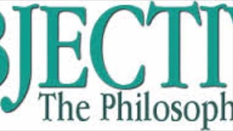 Thumbnail for entry BoleTKAM Hicks2 iMovie on Objectivism