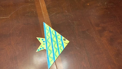 Thumbnail for entry Origami Fish