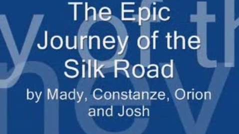 Thumbnail for entry Silk Road Commercial B.F Group 3