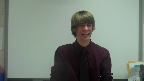 Thumbnail for entry Spring 2012 – Extemporaneous Speech 1 Giggle FAIL – Jared Ceplo -- Mr. Gilbert's class