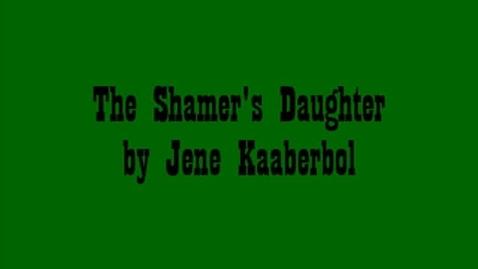 Thumbnail for entry The Shamer's Daughter by Lene Kaaberbol Book Trailer