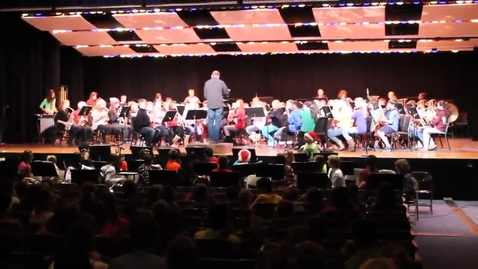 Thumbnail for entry Cosgrove holiday concert 2013 3