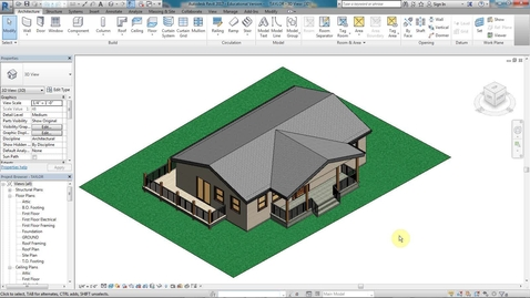 Thumbnail for entry REVIT 18 - INTERIOR ELEVATIONS