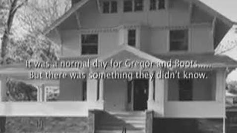 Thumbnail for entry Gregor the Overlander Book Trailer