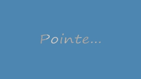 Thumbnail for entry Pointe