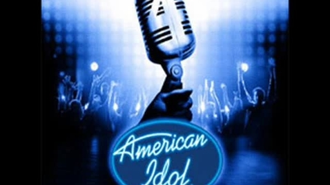 Thumbnail for entry American Idol