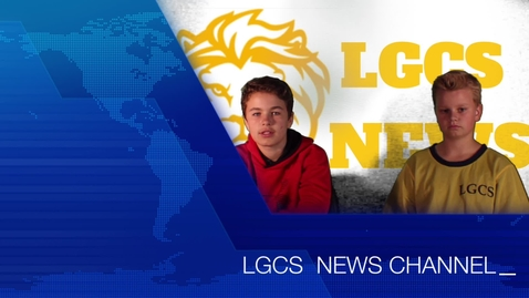 Thumbnail for entry LGCS Announcements