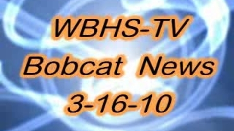 Thumbnail for entry WBHS-News 3-16-10