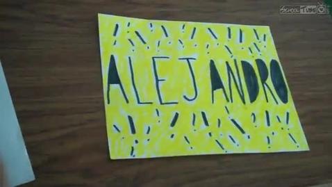 Thumbnail for entry Alejandro's NSR