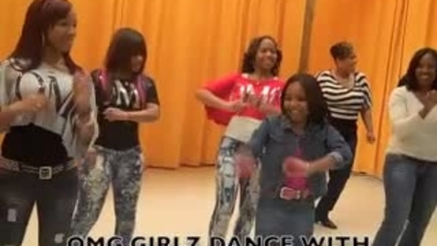 Thumbnail for entry The OMG GIRLZ Visit Murphey Candler ES