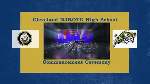 Thumbnail for entry SLPS's Cleveland NJROTC 2013 High School Graduation