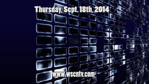 Thumbnail for entry WSCN 09.18.14