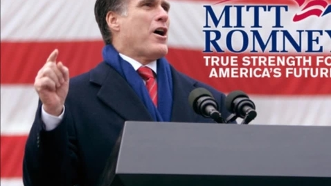 Thumbnail for entry Mitt Romney student project