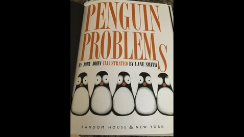 Thumbnail for entry Penguin Problems with Mrs. Hatch