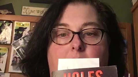 Thumbnail for entry Read Aloud Holes Chapter 15